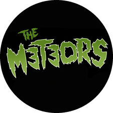 IMAN/MAGNET THE METEORS . cramps psychobilly mad sin sting rays nekromantix