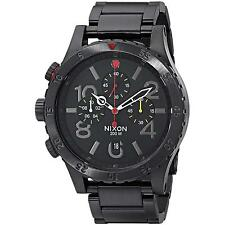 Nixon Analogue Casual Wristwatches with Chronograph