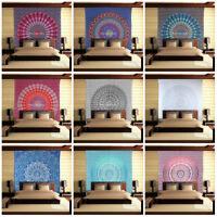 Indian Wall Hanging Decor Hippie Throw Bedspread Sheet Bohemian Mandala Tapestry
