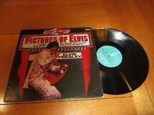 ELVIS PRESLEY - Pictures Of Elvis - 1975 UK 12-TRACK RCA International Vinyl LP