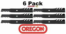 6 Pack Oregon 90-644 Mower Blade Gator G3  Ford/New Holland TR94D9776