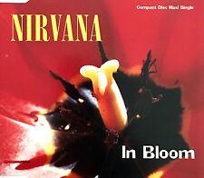 Nirvana Maxi CD In Bloom - Europe (EX+/EX+)