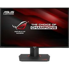 "Asus ROG Swift PG279Q 27"" LED LCD Gaming Monitor QHD G-Sync 165Hz Speaker DP IPS"