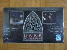 Vampire Eternal Struggle DARK SOVEREIGNS Booster Display - SEALED NEW 36 VTES