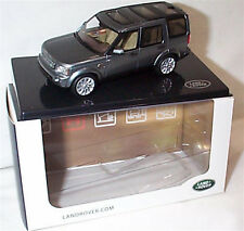 Land Rover Discovery 5 Door Indus Silver Dealer model 1-43 New Ixo Branded
