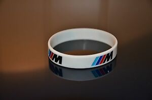OFFICIAL! BMW ///M-Performance Bracelet FREE Worldwide SHIPPING