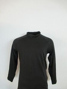 GALVIN GREEN EDWIN BLACK/RED THERMAL ROLL NECK BASE LAYER UK SIZE XL