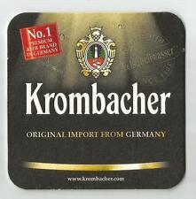 16 Krombacher Beer Coasters /  Mats
