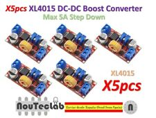 5pcs 5A Max XL4015 DC to DC CC CV Step-Down Lithium Battery Charger Converter