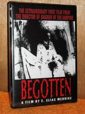 Begotten (DVD, 2001) NEW first film from the director of Shadow of the Vampire