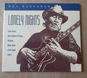 Roy Buchanan - Lonely Nights CD (SEALED!)