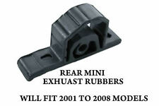 REAR MINI COOPER ONE BMW EXHAUST RUBBER HANGER SUPPORT MOUNT SILENCER 255-219