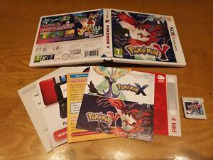 Pokemon Y per Nintendo 3ds