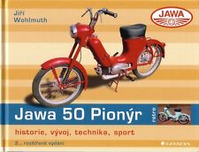 Book - Jawa 50 Pionyr Moped Mofas Mokick - Jiri Wohlmuth 2nd Edition Yezdi
