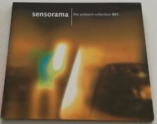 SENSORAMA THE AMBIENT COLLECTION 001 (DIGIPACK) CD ALBUM OTTIMO RARO