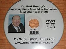 Rod Kurthy's Amazing Deep Bleaching Technique (and other cool stuff) - DVD