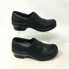 Ariat Sutter Professional Clog Loafers Slip On Comfort Shoes Leather Womens 7.5B