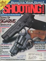 SHOOTING TIMES Magazine October 1992 Sizing Up Sigarms' Semiautos