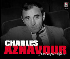 CHARLES AZNAVOUR - JE M'VOYAIS DEJA (COFFRET 3 CD, NEUF)
