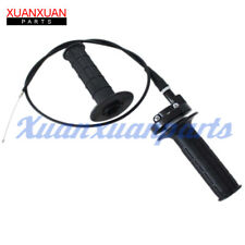 Handle Bar Throttle Grip Cable Clamp for Lifan 100 125cc 150 200 Dirt Pit Bike
