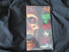 Night of Fright- 2 Cd Set, , New