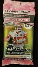 2020 Panini Mosaic Football Cellos Packs!🏈Factory Sealed! Exclusive Autos!