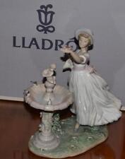 "Lladro Figurine ""Spring Joy"" #6106 - Issued 1994- R Torrijos-10.75""- Mint in Box"