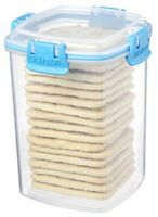 Sistema KLIP IT Accents Cracker Storage Container, 900 ml - Assorted Colours
