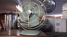 General Electric Vintage Teal Personal Desk Fan