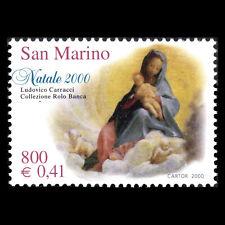 San Marino 2000 - Christmas - Sc 1495 MNH