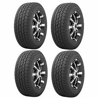 4 x Toyo 265/65/17 112H Open Country A/T Plus Road / Off Road Tyre 2656517