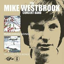 Mike Westbrook Concert Band - Marching Song / Vol.1 And Vol.2 (NEW 3CD)