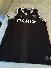 Nike Jordan X PSG Basketball Jersey 18/19