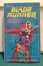 Blade Runner Marvel Illustrated Books Jim Steranko cover