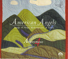 Anonymous 4 ‎– American Angels (Songs Of Hope, Redemption, & Glory)