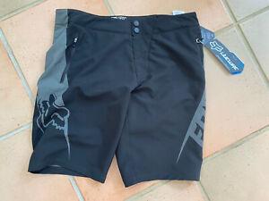 Fox Racing Livewire Short Grey/Green MTB FMF Size 34 So RARE GREEN Combo! Spy