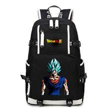Dragon Ball Z Son Goku Large Capacity Backpack Bag School Book Bag Unisex Boy