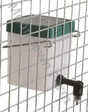 Cage Drinker With 0.5 Litre Bottle With Poultry Nipple Poultry/ Rabbits Etc