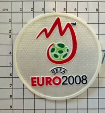 Patch Euro 2008 maillots jersey foot France Italie Allemagne Angletterre Espagne
