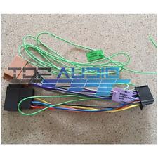 Pioneer ISO Wiring Harness AVH-X8650BT AVH-X5750BT AVH-X4750DVD AVH-X2750BT
