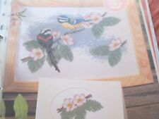 'Birds On A Bough' Maria Diaz cross stitch chart (only)
