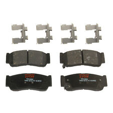 Disc Brake Pad Set-Premium Disc Brake Pad Rear TRW TPC0954