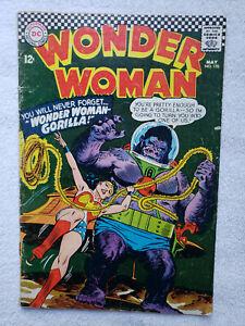 Wonder Woman #170 (May 1967, DC) [VG+ 4.5]