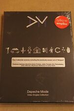 Depeche Mode - Video Singles Collection 3DVD  NEW SEALED