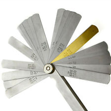Multi-32 Blades Feeler Gauge Dual Reading Combination Feeler Gauge for Metric &