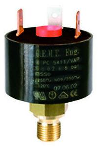 5411 Ceme Druckschalter 0,2-6bar einstellbar G1/8 für Airbrush Kompressor AS196A