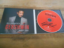CD Jazz Elijah Rock - Gershwin : For My Soul (12 Song) ELIJAH ROCK HOLDINGS digi