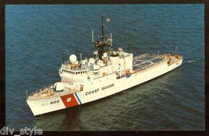 USCGC Tampa WMEC-902 postcard US Coast Guard medium endurance cutter