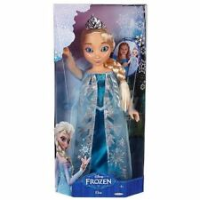 DISNEY OFFICIAL FROZEN PRINCESS QUEEN ELSA AND ME RARE COLLECTORS DOLL LARGE 21""