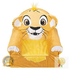 Marshmallow Furniture, Children's Foam Comfy Chair, The Lion King, by Spin